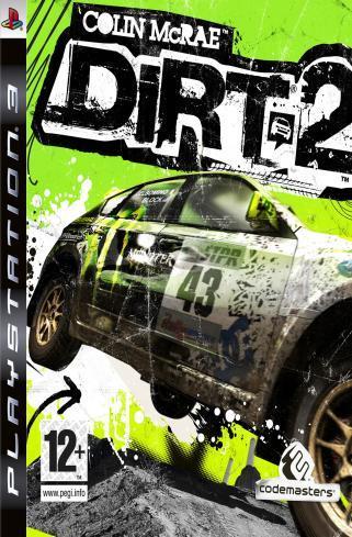 Colin McRae DiRT 2 (PS3) (Pre-owned) - £7.99 Online @ Grainger Games
