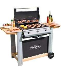Outback Spectrum Hooded 3 Burner BBQ. Less than half price £189.00 @ Argos