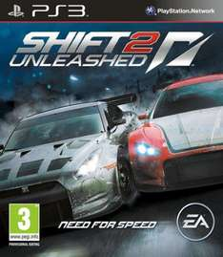 Shift 2 - Unleashed (PS3) - £24.99 Delivered @ Amazon UK