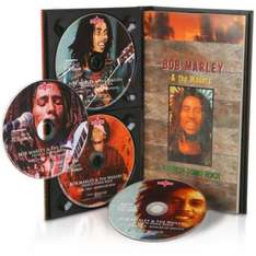 "Bob Marley & The Wailers: Trench Town Rock (Peter Tosh, Bunny Livingston, Lee ""Scratch"" Perry) (4 CD Box Set) - £6.26 delivered (using code SALE10) @ The Hut"