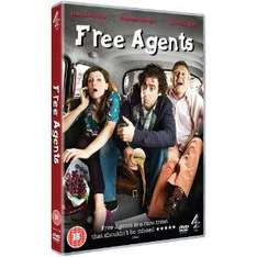 Free Agents (DVD) - £2.44 Delivered @ Amazon