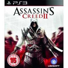 Assassin's Creed II (PS3) -  £9.22 Delivered @ Amazon