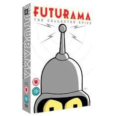 Futurama: The Collected Epics (4 DVD Box Set) - £9.85 delivered @ The Hut