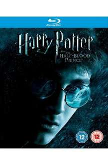 Harry Potter and The Half Blood Prince (Blu-ray) - £4.99 @ Grainger Games