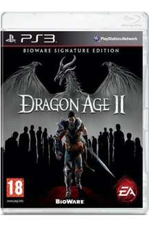 Dragon Age 2: Signiture Edition (Xbox 360) (PS3) - £34.99 (New) or £30.99 (Pre-owned) @ Grainger Games
