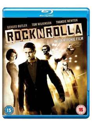 Rocknroller (Blu-ray) (Pre-owned) - £3.99 Delivered @ Game