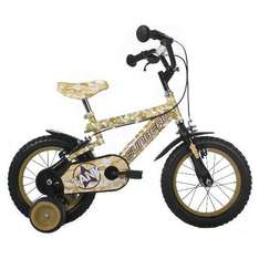 """Sunbeam Tank 14"""" Boys Designed by Raleigh - was £130 now £52 @ Tesco Direct"""