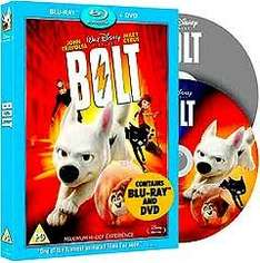 Bolt: Combi Pack (Blu-ray + DVD) - £6.99 @ Bee