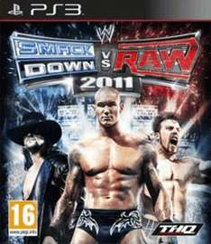 WWE Smackdown vs Raw 2011 (PS3) - £13.98 @ Gamestation