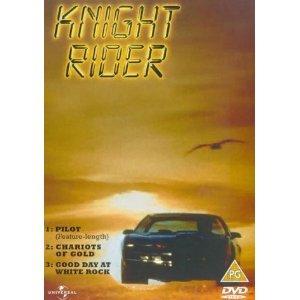 Knight Rider: Volume 1 (DVD) - £2.29 Delivered @ Amazon