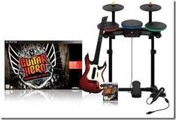 Guitar Hero: Warriors of Rock Super Bundle (Xbox 360) (PS3) - £56.86 @ Shopto