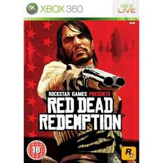 Red Dead Redemption (Xbox 360) - £13.98 Delivered @ Amazon UK + Nectar points