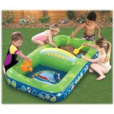 Born To Play In The Night Garden Infant Sand & Water Play Centre - £17.98 Delivered @ Amazon Sold By Mail Order Express