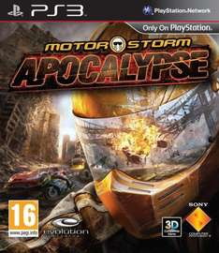 Motorstorm Apocalypse (PS3) - £19.99 @ Game