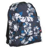 Quiksilver Flower Backpack (Blue) - now £6.99 delivered at Play.com