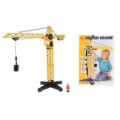 Dickie Tower Crane Set - Now £4.50 @ Debenhams