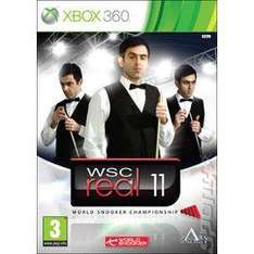 WSC REAL 11 (Xbox 360) - £32.34 or £22.34 for New Customers (with code) @ Price Minister