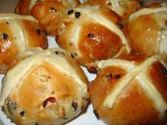 Hot Cross Buns 6pack 50p @ Morrisons from Monday