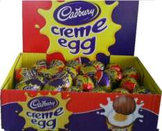 3 x Creme Eggs for £1 at MsColls OR get a full box of 48 for just £13.80
