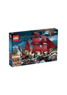 Lego 4195 - Pirates of the Caribbean: Queen Anne's Revenge (Pre-order) - £87.99 @ Base