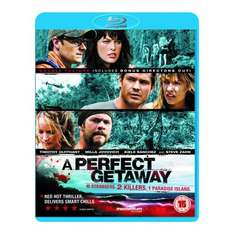 A Perfect Getaway (Blu-ray) - £5.99 Delivered @ Amazon & Play