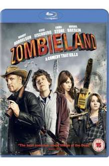 Zombieland (Blu-ray) - £7.49 Delivered @ Play