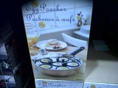 6 cup egg poacher, was £20 now £5.96 in Costco