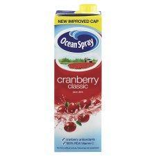 Ocean Spray Juices £1.26. 2 for £1.60 in-store also @ Tesco