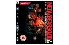 Metal Gear Solid 4 (PS3) (Pre-owned) - £8.99 Delivered @ Gameplay