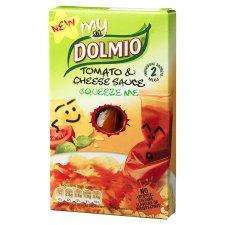 My Dolmio Squeeze Me Tomato N Cheese Sauce 130G FREE @ Tesco online