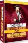 Anchorman: The Legend Of Ron Burgundy (Special Edition) & Wake-Up Ron Burgundy (3 DVD Box Set) £3.99 delivered @ Play