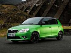 Skoda Fabia VRS 1.4TSi (Supercharger + Turbo, 7 Speed DSG, 180BHP) - £12,995 @ Drive The Deal