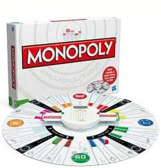 Monopoly Revolution - 50% off - £18.49 @ WH Smith (Instore Only)