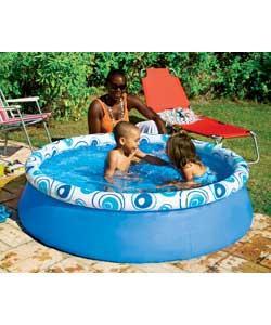 5FT Quick Blow Up Pool - £7.98 Delivered @ eBay Argos Outlet