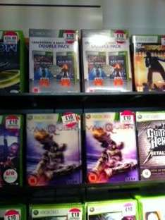 Mass Effect & Crackdown Double Pack (Xbox 360) (New) - £10 @ HMV (Instore)