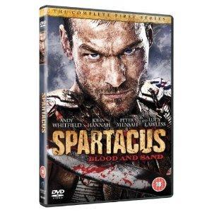 Spartacus: Blood And Sand - Complete Series 1: PreOrder (5 Disc DVD Box Set) - £17.95 delivered @ Zavvi