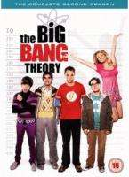 Big Bang Theory: Season 2 (DVD) - £7.99 @ Bee