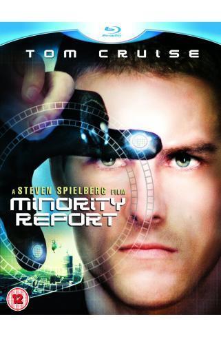 Minority Report (Blu-ray) - £7.95 Delivered @ Zavvi