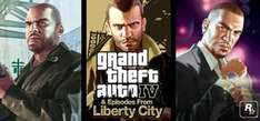 GTA IV Complete Edition 75% discount @ £6.24 on Steam (PC)