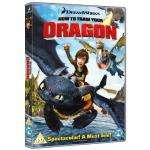 How To Train Your Dragon (DVD) - £5.99 @ Amazon