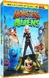 Monsters vs Aliens (DVD) - £4.84 @ Choices UK