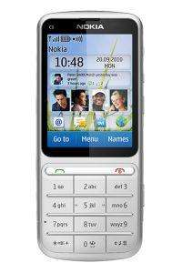 Unlocked Nokia C3-01 Touch & Type Mobile (PAYG) inc FREE 1 YR Tastecard worth £70  - £79.95 + £10 Top Up @ Carphone Warehouse