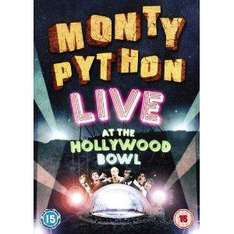 Monty Python Live at the Hollywood Bowl (DVD) - £3.97 @ Amazon