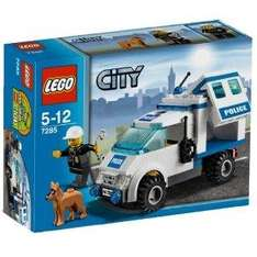 Lego City 7285: Police Dog Unit - £6.74 @ Amazon