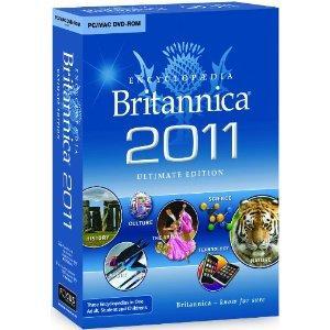 Encyclopaedia Britannica 2011 Ultimate Edition (PC/Mac) - £17.99 @ Amazon