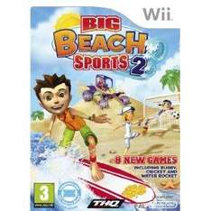 Big Beach Sports 2 (Wii) - £7.49 Delivered @ Amazon