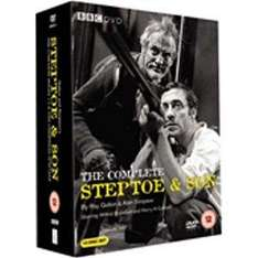 The Complete Steptoe & Son Box Set (Including Christmas Specials) (DVD) - £17.93 Delivered @ Amazon