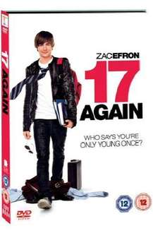 17 Again (DVD) - £2.49 Delivered @ Play
