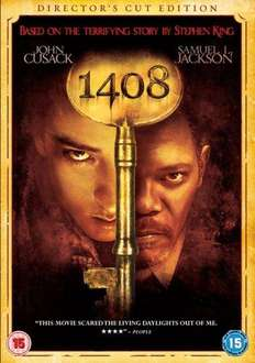 1408: Director's Cut Edition (DVD) - £2.99 Delivered @ Bee