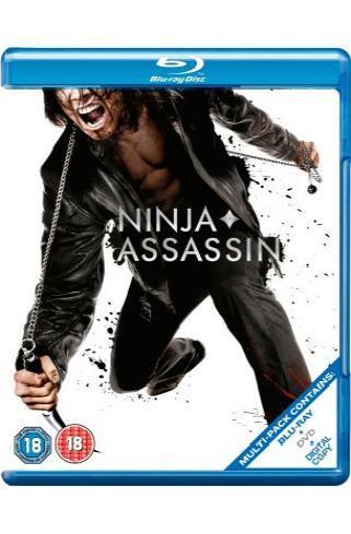 Ninja Assassin - Triple Play (Blu-ray + DVD + Digital Copy) - £4.99 Delivered @ Bee